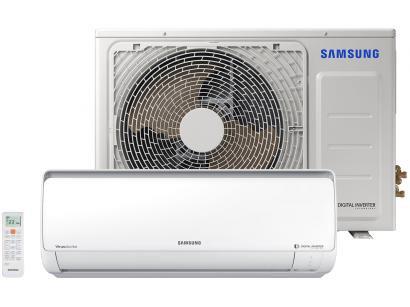 Ar-condicionado Split Samsung Digital Inverter - 18.000 BTUs Quente/Frio AR18MSSPBGM/AZ