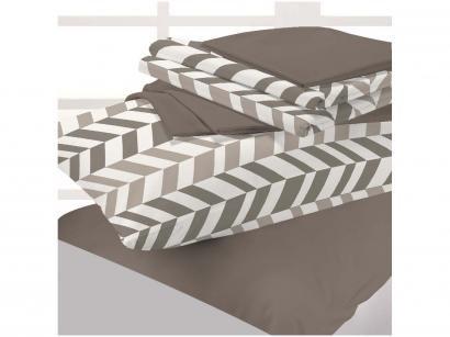 Enxoval Casal Bed In a Bag Spada 7 Peças - 150 Fios Camesa