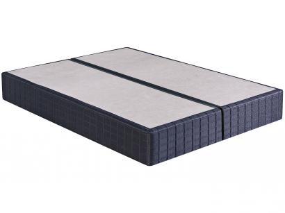Box para Colchão Queen Size Kappesberg - Bipartido 25cm de Altura Sommier