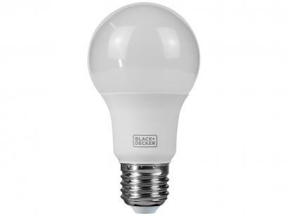 Lâmpada LED 6W 6500K Branca Black + Decker - Bulbo