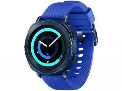 "SmartWatch Samsung Gear Sport 1,2"" Touch 4GB - Proc. Dual Core Wi-Fi NFC GPS Bluetooth"