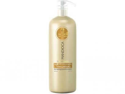 Shampoo Haskell Profissional Mandioca - Auxílio no Crescimento 1L