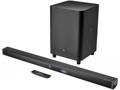 Soundbar JBL Bar 3.1 Canais 178W Bluetooth - Subwoofer USB