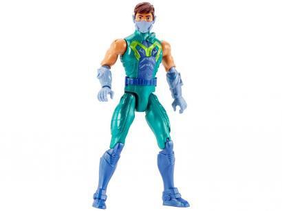 Boneco Max Steel Missão no Oceano 30cm - Mattel
