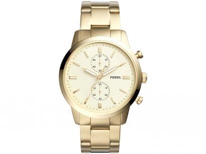 Relógio Masculino Fossil Analógico - Townsman FS5348/4DN
