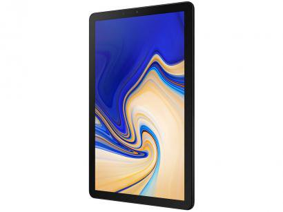 "Tablet Samsung Galaxy Tab S4 T835 64GB 10,5"" 4G - Wi-Fi Android 8.1 Octa Core Câm 13MP Gravação 4K"