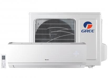 Ar-condicionado Split Gree Inverter 18.000 BTUs - Frio Hi-wall Eco Garden GWC18QDD3DNB8MI