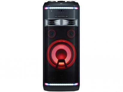 Mini System LG Bluetooth USB CD Player Rádio FM - 1650W Karaokê OK99