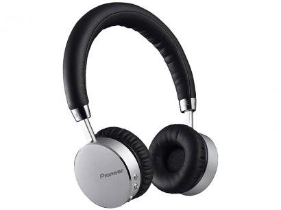 Headphone Pioneer Bluetooth Sem Fio com Microfone - Dobrável SE-MJ561BTS