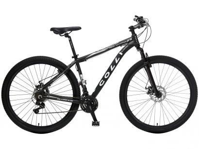 Bicicleta Colli Bike High Performance Aro 29 - 21 Marchas Suspensão Dianteira Câmbio Shimano