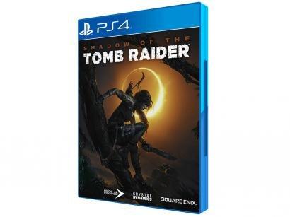Shadow of the Tomb Raider para PS4 - Square Enix