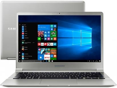 "Notebook Samsung Style S50 Intel Core i7 8GB - SSD 256GB LED 13,3"" Full HD Windows 10"