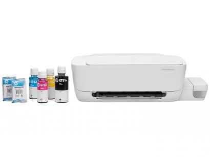 "Impressora Multifuncional HP Ink Tank Wireless 416 - Tanque de Tinta Wi-Fi Colorida LCD 1,14"" USB"