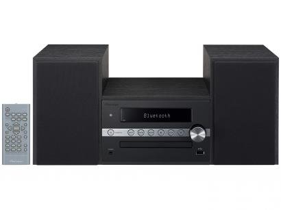 Micro System Pioneer USB MP3 CD Player - Rádio AM/FM 30W 2 Caixas XCM56B