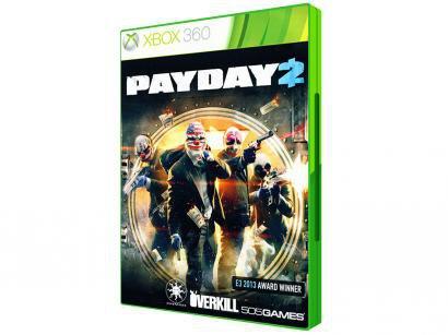 Payday 2 para Xbox 360 - 505 Games