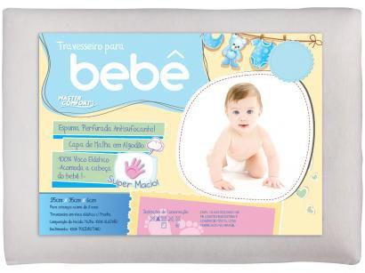 Travesseiro Viscoelástico Master Comfort - para Bebê Beauty Comfort 03295-ML