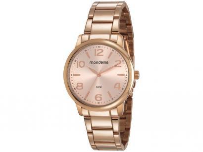Relógio Feminino Mondaine Analógico  - 53736LPMGRE3