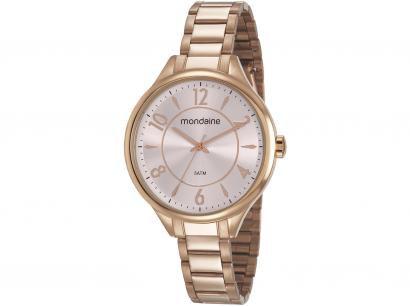 Relógio Feminino Mondaine Analógico - 53741LPMGRE2