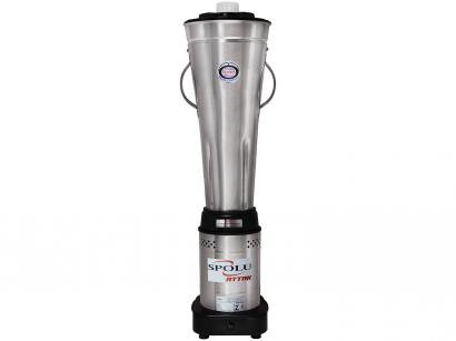 Liquidificador Industrial 10 Litros Spolu Attak - Baixa Rotação 1000W