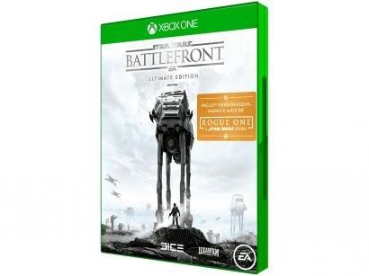 Star Wars Battlefront Edição Ultimate  - para Xbox One Electronic Arts