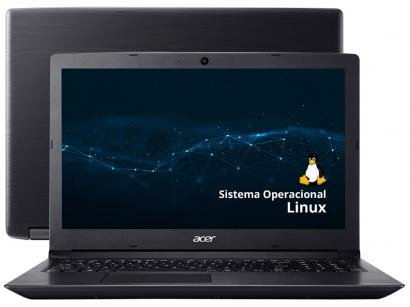"Notebook Acer Aspire 3 A315-53-343Y Intel Core i3 - 4GB 1TB 15,6"" Linux"