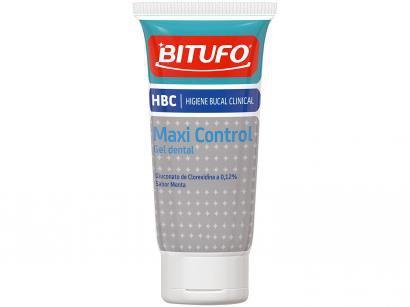 Gel Dental Bitufo Higiene Bucal Clinical - Maxi Control 50g