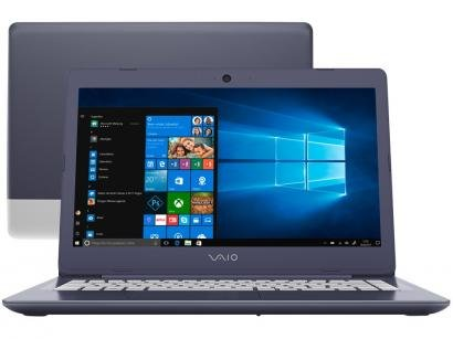 "Notebook Vaio C14 VJC141F11X-B0211L Intel Core i5 - 8GB 1TB 14"" Windows 10"