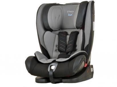 Cadeirinha para Auto Reclinável Burigotto - 4 Posições Strada para Crianças até 36kg