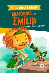 Livro - Memórias da Emília -