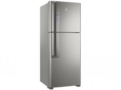 Geladeira/Refrigerador Electrolux Frost Free - Duplex Platinum 431L IF55S Top Freezer