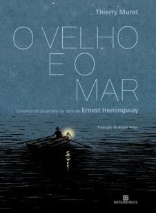 Livro - O velho e o mar (Graphic Novel) -