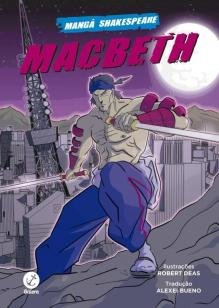 Livro - Macbeth (Mangá Shakespeare) -