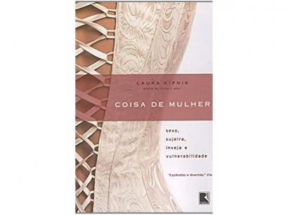 Livro Coisa de Mulher - Laura Kipnis