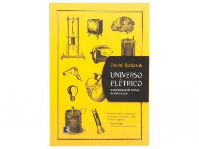 Livro Universo Elétrico  - David Bodanis