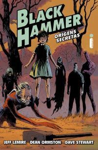 Livro - Black Hammer - volume 1 -