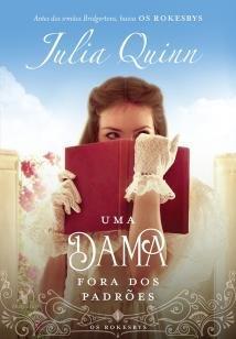 Livro - Uma dama fora dos padrões -