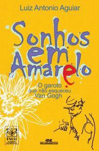 Livro - Sonhos em amarelo -