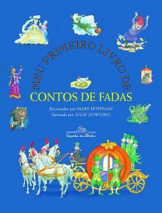 Livro - Meu primeiro livro de contos de fadas -
