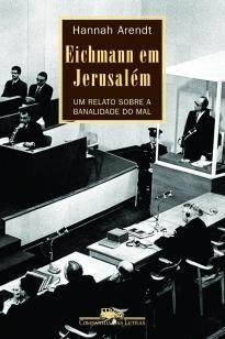 Livro - Eichmann em Jerusalém -