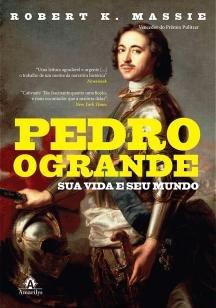 Livro - Pedro, o Grande -