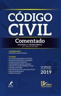 Livro - Código civil comentado -