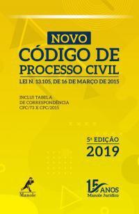 Livro - Novo Código de Processo Civil -