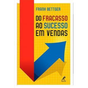 Livro - Do fracasso ao sucesso em vendas -