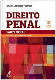 Livro - Direito penal -