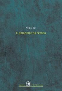 Livro - O pirronismo da história -