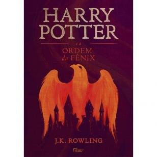 Livro - Harry Potter e a ordem da fênix -