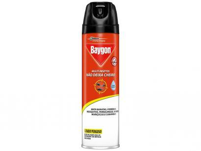 Inseticida Baygon Aerosol Multi Insetos - 285ml