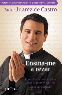 Livro - Ensina-me a rezar -