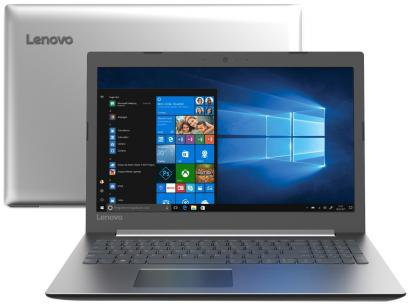"""Notebook Lenovo Ideapad 330 330-15IKB - Intel Core i3 4GB 1TB 15,6"""" Windows 10"""