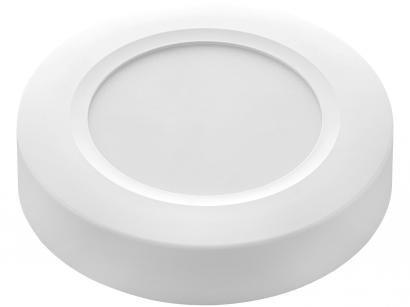 Plafon LED Redondo Branco 12W 1 Lâmpada - Tramontina 58026100